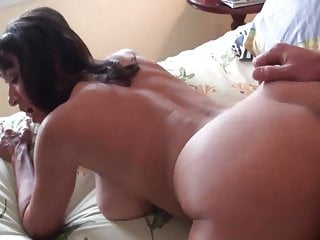 Nice matured milf gets crampied