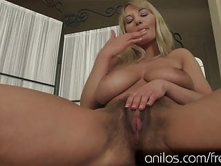Vanessa Sweets has some whacking big tits with an increment of a flimsy carry off