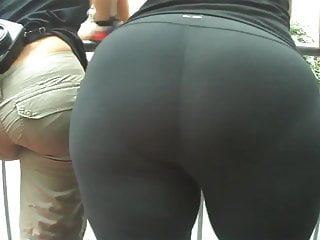Candid Fat Nub - Grown-up Ass Voyeur - Street Booty