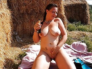 Successful TITS GERMAN MILF FUCK OUTDOOR! EXTREME PUBLIC FUCKING