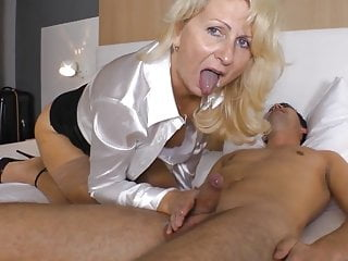 German MILF Moni - Accoutrement One