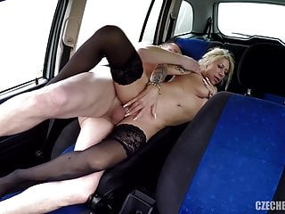 Tart fucked in car  for money