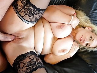 Heavy boss wife loves fucking her staff