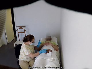 Real Exam (Female doctor Male patient)