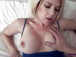 Horny mom fuck son