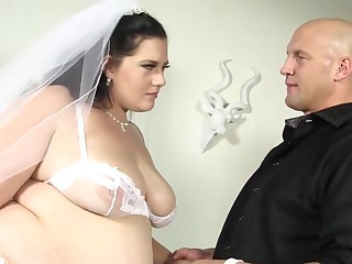 BBW has Pre Connubial Naughties