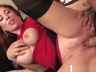 Dirty Wife Mother In Law Brittany O'connell Riding Cock Well Her Dad's Frie