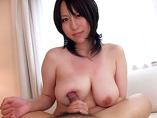Horny Yuna Hoshizaki Gets Rub-down the Wanted Frigging - JapanHDV