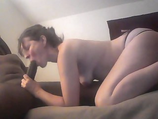 Cheating Wife Takes Her First Big Huge BBC - Register Of Unorthodox