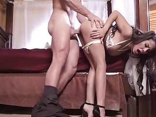 Cheating wife Madison Ivy gets what she deserves