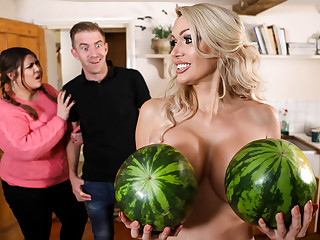 Amber Jayne & Danny D in Far-out To Nudism - BRAZZERS