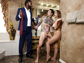 Anatomy Of A Sex Scene 2 Unorthodox Video With Abigail Mac - BRAZZERS