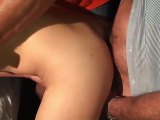Wife thither full-grown Theter