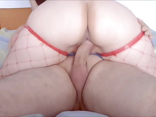 Sexy Wife Makes Exalt To Get A Very Hot Orgasm