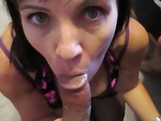 Double Blowjob Anal Bill With Wife Lover