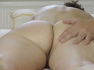 Butt Massage Masturbation Orgasm Fucking cumshot