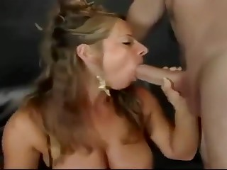 Mild gangbang from 1