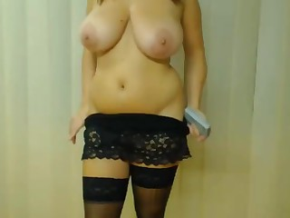 Webcam Hardcore: Busty Wife