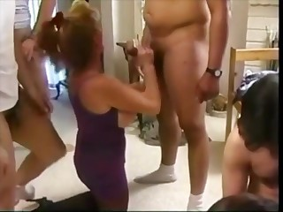 Hotwives gangbanged Part 2