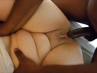 My hotwife creampied