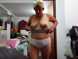 Astounding 59 age old granny