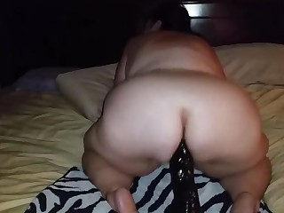 Fabulous homemade Big Butt, Dildos/Toys xxx motion picture