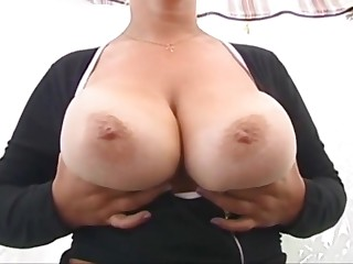 Mom brags her tits 2