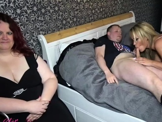 german womanlike mom cuckold wait for daughter with boyfriend