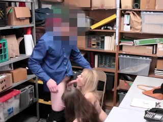 Police interrogation with the addition of grown up office fuck Suspects