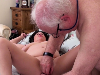 AgedLove Busty British Lady Hardcore Sex Adventure