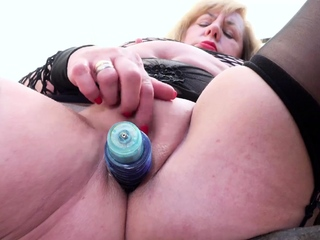 EuropeMaturE British Mature Pornstar Trisha Just