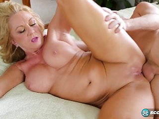 50 Year Old Carnal knowledge Bomb Loves Anal