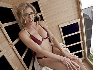 Naked Sauna Fun With My Friends Hot Mom Accoutrement 1 Cory Chase