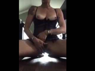 masturbation and gymnastic of Jamie 44