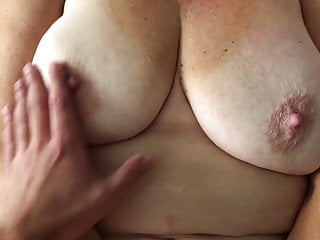 63 year age-old Woman and Younger Man Fucking