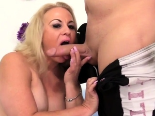 Golden Slut - Grandmas Give the Best Head Compilation
