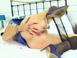 An older woman means fun accoutrement 461