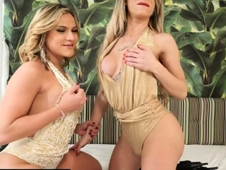 Heavy soul latina trannies 3some with regard to pauper